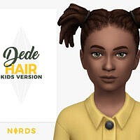 Dede Hair For Girls By Nords