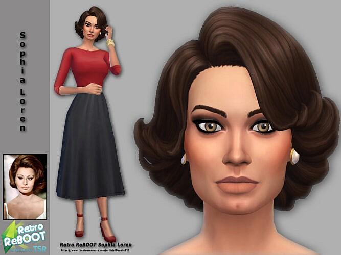 Sophia Loren By Danuta720