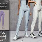 Meshki Iii Set Sweatpants By Camuflaje