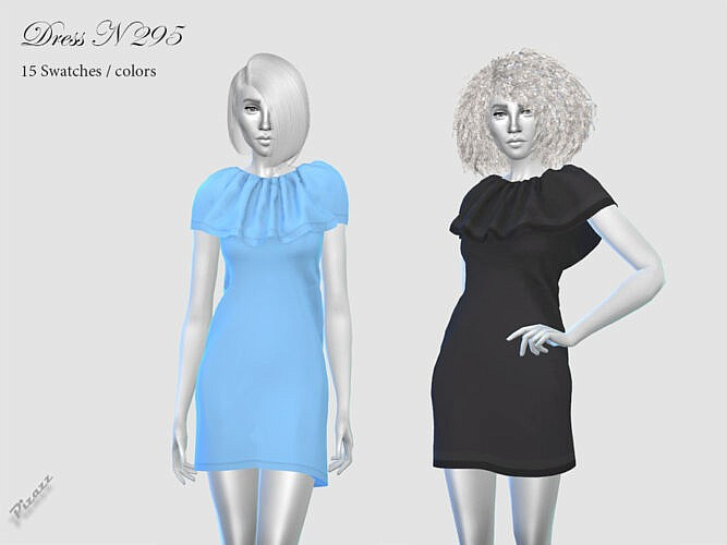 Dress N295 By Pizazz