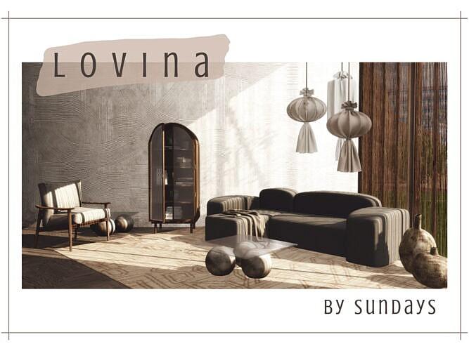 Lovina Living Room Set