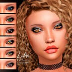 Libra Eyes N19 By Suzue