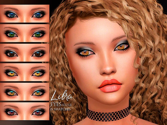Sims 4 Libra Eyes N19 by Suzue at TSR