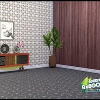 Retro 70's Living Walls By Seimar8
