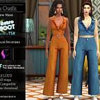 Retro Kp 70's Outfit By Katpurpura