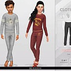 Harry Potter Pants 01 Kids By Remaron