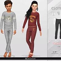 Harry Potter Pants 01 Kids By Remaron