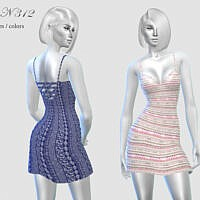 Dress N 312 By Pizazz