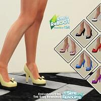 Retro 50's Brigitte Shoes By Birba32