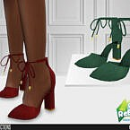Retro High Heels By Shakeproductions