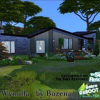 Retro Vintage Home The Wynolla By Bozena