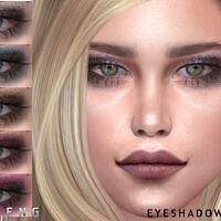Eyeshadow N81 By Seleng
