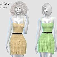 Dress N 307 By Pizazz