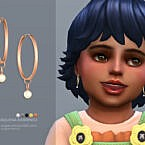 Marquesa Earrings Toddlers Version By Sugar Owl