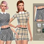 Alissa Skirt By Birba32