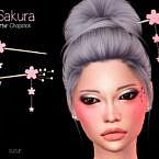 Sakura Chopstick Set By Suzue