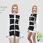 Retro Dress 259 By Pizazz