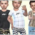 Shirts Male By Bukovka
