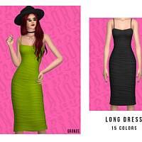 Long Dress By Oranostr