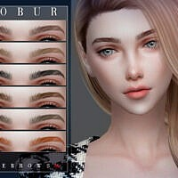Eyebrows 34 By Bobur3