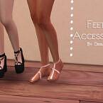 Feet Accessory By Dissia