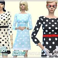 Retro Dress Princess By Bukovka
