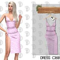 Dress C368 By Turksimmer