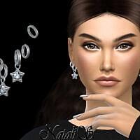 Diamond Star Ear Piercing By Natalis