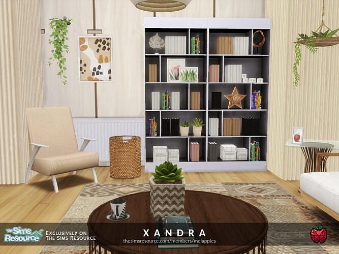 Xandra Office By Melapples