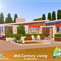 Retro Mid Century Living By Sharon337