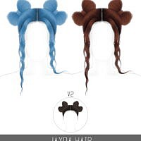 Jayda Hairstyles
