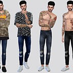 Zandro Denim Jeans 2 By Mclaynesims
