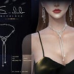 Necklace 202106 By S-club Ll
