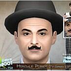 Hercule Poirot By Bakalia