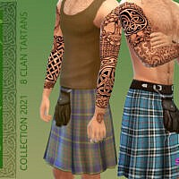 Kilt Collection 2021 By Simmiev