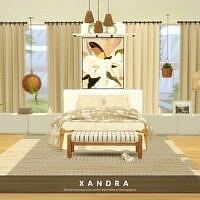 Xandra Bedroom By Melapples