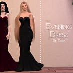 Evening Dress By Dissia