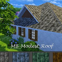 Mb Modest Roof By Matomibotaki