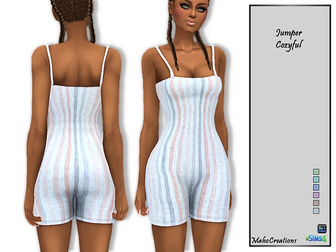 Jumper Cozyful By Mahocreations
