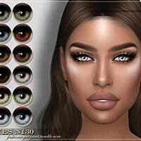 Frs Eyes N130 By Fashionroyaltysims