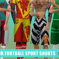 Uk Sport Shorts Simmiev