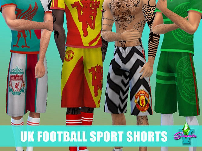 Uk Sport Shorts Simmiev