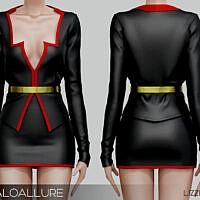 Lizzie Suit By Belal1997