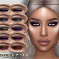 Frs Eyeshadow N160 By Fashionroyaltysims
