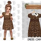 Dress C349 By Turksimmer