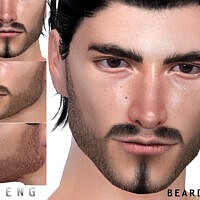 Beard N78 By Seleng