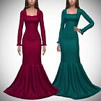 Cypress Gown By Pipco