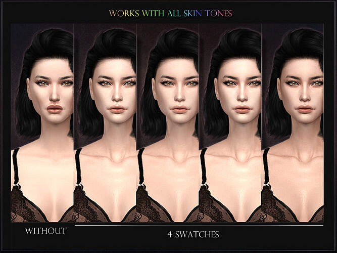 Female Skin 21 Overlay By Remussirion