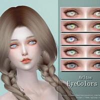 Eyes Colors 7 By Arltos
