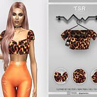Clothes Set-120 (top) Bd446 By Busra-tr